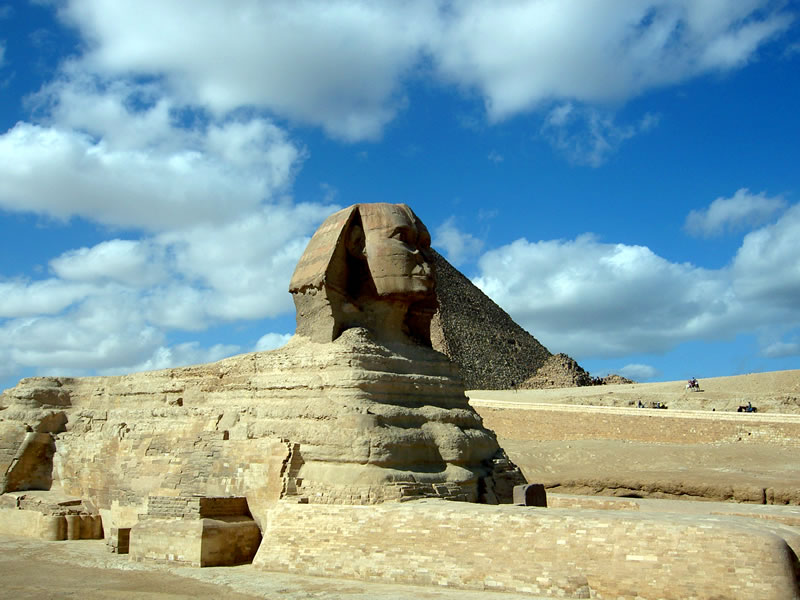 Secrets of Egyptian Pyramids