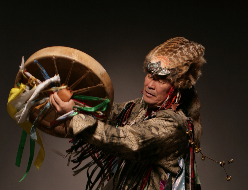 Shamans and Shamanism
