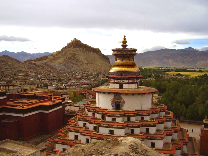 Holy Places of Tibet